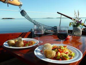 Chorwacja - wyżywienie all inclusive