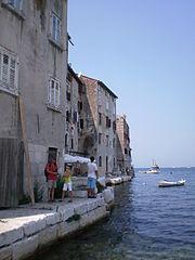 Rovinj-chorwacja-morze