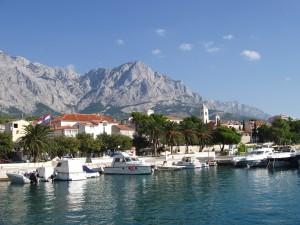 Baska Voda - Chorwacja Marina - Riwiera Makarska