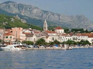 Makarska- Dalmacja Chorwacja