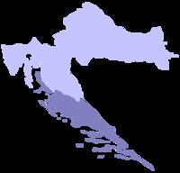 chorwacja-dalmacja-mapka