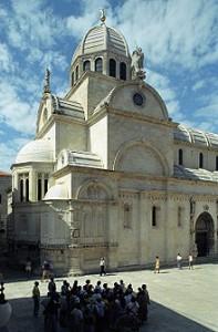 Kościół św. Jakuba w Szybeniku, Chorwacja